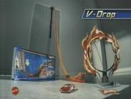 Hot Wheels V-Drop URA TVC 2006