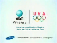 ATT Wireless URA Olympics Football TVC 2004 Spanish