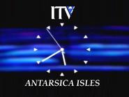 Antarsica Isles clock 1989