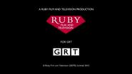 RUBY GRT endcap 2013