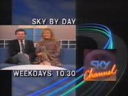 Sky Channel promo - Sky by Day - 1989