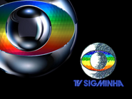 TV Sigminha sign off slide 2004