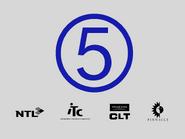 Channel 5 retro startup 1995