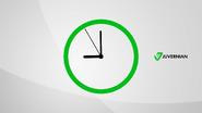 Juvernian clock 2014