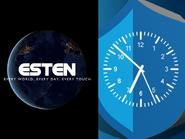 The SF 1997 clock (Esten)