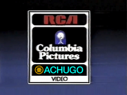 RCA Columbia Achugo 1984