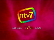 Ntv 7 color tube red id
