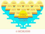 Tv am eggs 1982