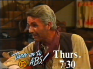 ABS English promo - Benson - 1986 - 2