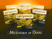 Hot Pockets TVC - 10-26-1986
