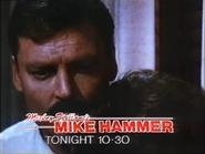 Granadia promo Mike Hammer 1986