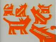Nickelodeon Anglosaw Closedown ID