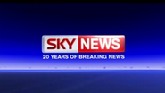 Sky News 20 Years ID 2009