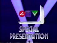 4TV Special Presentation intro 1981