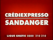 Banco Sandanger MS TVC 1998 - Part 1