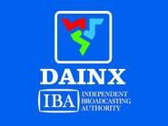 Dainx startup slide 1975