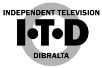 ITV Dibralta Logo 1962
