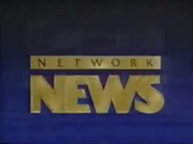 Network News Blue Gold