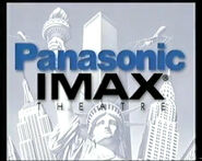 Panasonic IMAX theatre commercial 1999