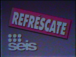 Red Seis - ID summer 1994