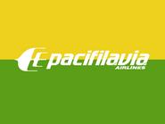 CH5 sponsor billboard - Pacifilavia Airlines - 1997