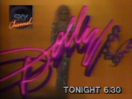 Sky Channel promo - Dolly - 1989
