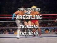 Sky promo - The Superstars of Wrestling - 1988