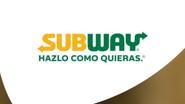 Univision sponsorship billboard - Subway - 2019