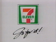 C8 sponsor billboard - 7 Eleven - 1997