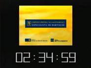 SRT clock - Souto Mayor Credito Predial and Motta e Azorita - 2000