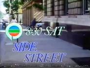 TBG Pearl promo - Side Street - 1981