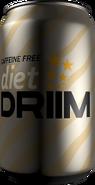 Caffeine Free Diet Driim Can 1991