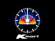 NBC clock - Kmart (1980)
