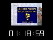 SRT clock - Credito Predial - May 23, 1994 - 2