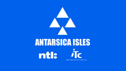 Antarsica Isles retro startup 2002