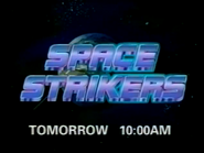 CH5 promo - Space Strikers - 1997