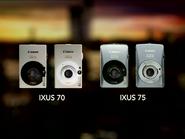 CH5 sponsor billboard - Canon Ixus - 2007