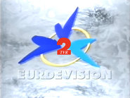 Eurdevision TVR2 ID 1995