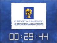 SRT clock - Credito Predial - 1993