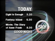 Sky Channel closedown lineup 1989 2