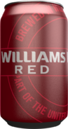 Williams Red Can