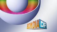 Bom Dia DF slide 2014