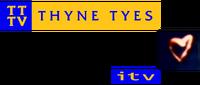 ITV Thyne Tyes logo 1998
