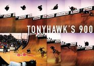 Tony Hawk first 900