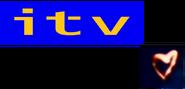 ITV logo (two squares heart variant) (1998)
