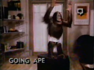NBC promo - Going Ape - September 7, 1986 - 1
