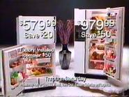Sears Brand Central Fridges URA TVC 1991 - Part 1