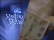 A&E Mystery Movie post-commercial break bumper 1997