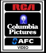 RCA Columbia AFC print logo 1985