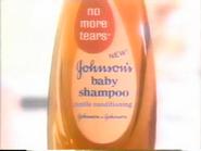 Johnson's Baby Shampoo TVC - March 1987